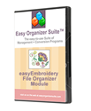 Picture of easyEmbroidery File Organizer™ Module - Pro Edition