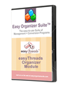 Picture of easyThreads Organizer™ Module - Standard Edition