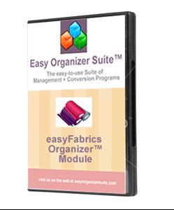 Picture of easyFabrics Organizer™ Module - Standard Edition