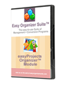Picture of easyProjects Organizer™ Module - Pro Edition